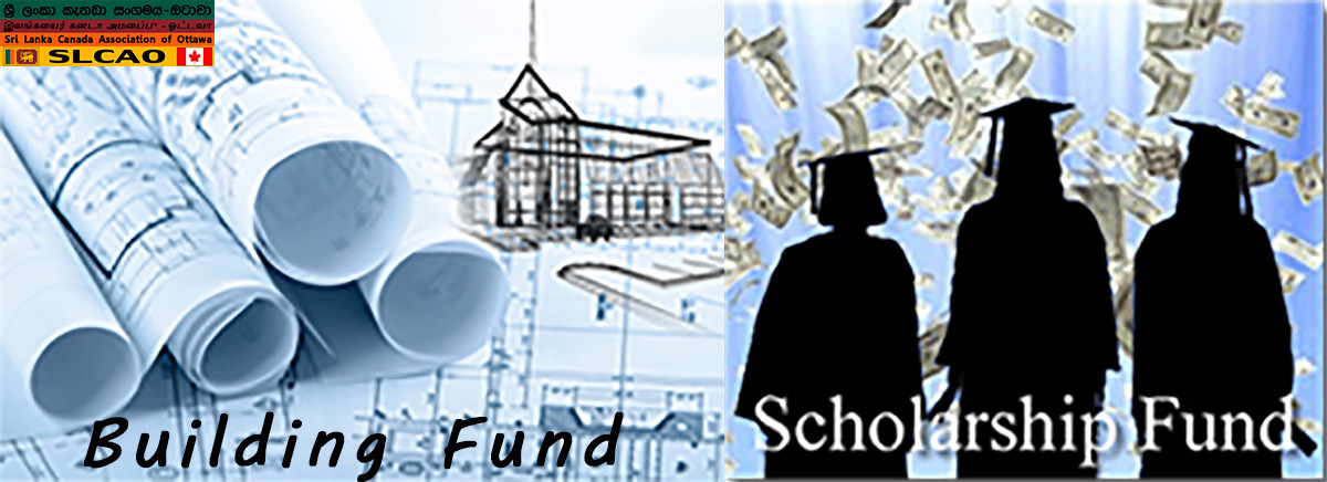 Permalink to: SLCAO Building Fund and SLCAO Scholarship Fund