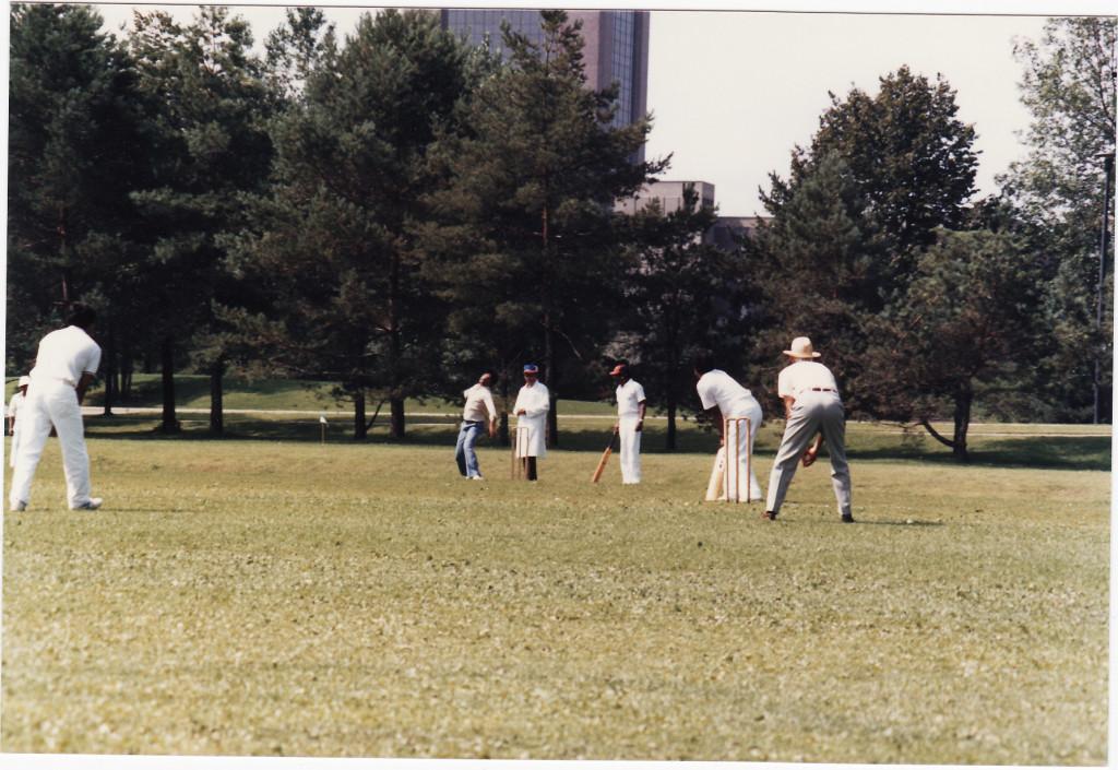 1986, Ottawa Vs Toronto teams