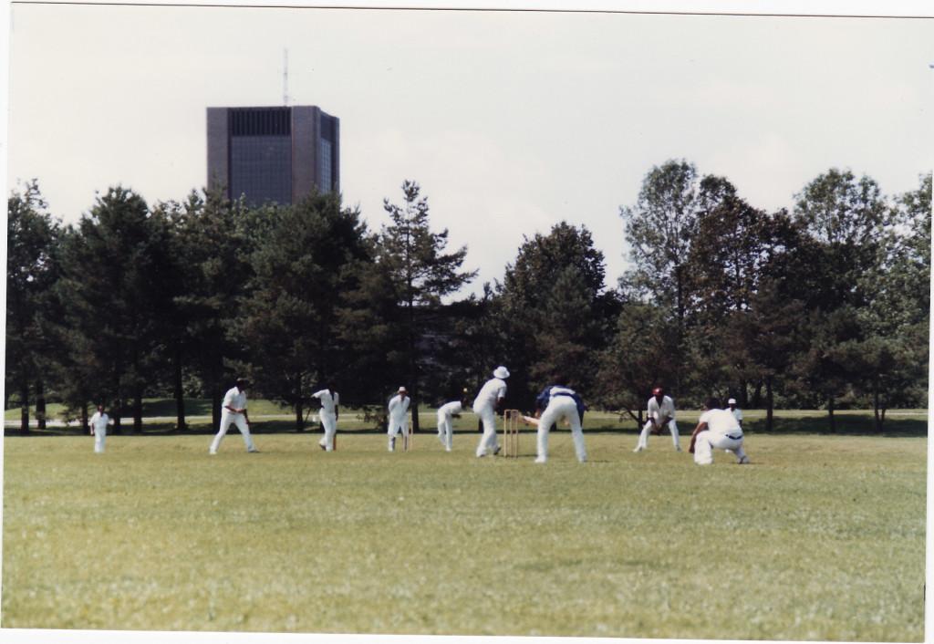 1986, Ottawa Vs Toronto teams_pic2