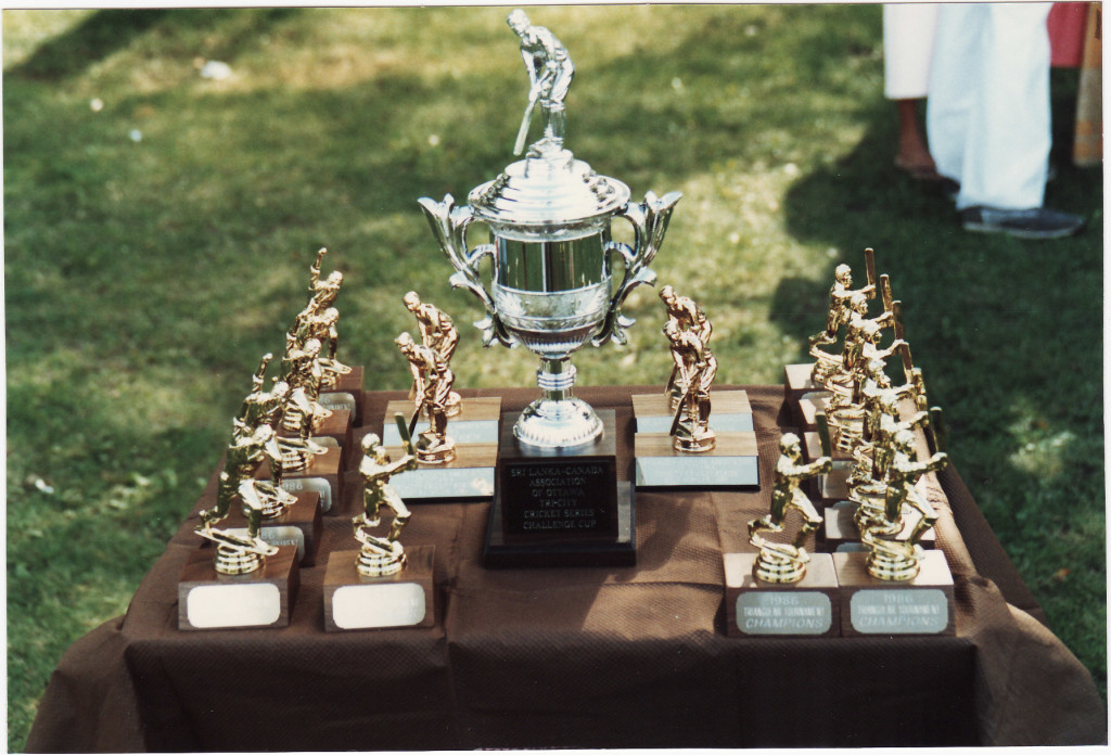 1986, Ottawa Vs Toronto teams_pic4