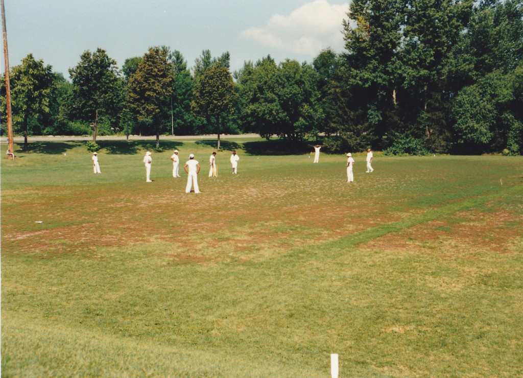 1989, Carleton Grounds