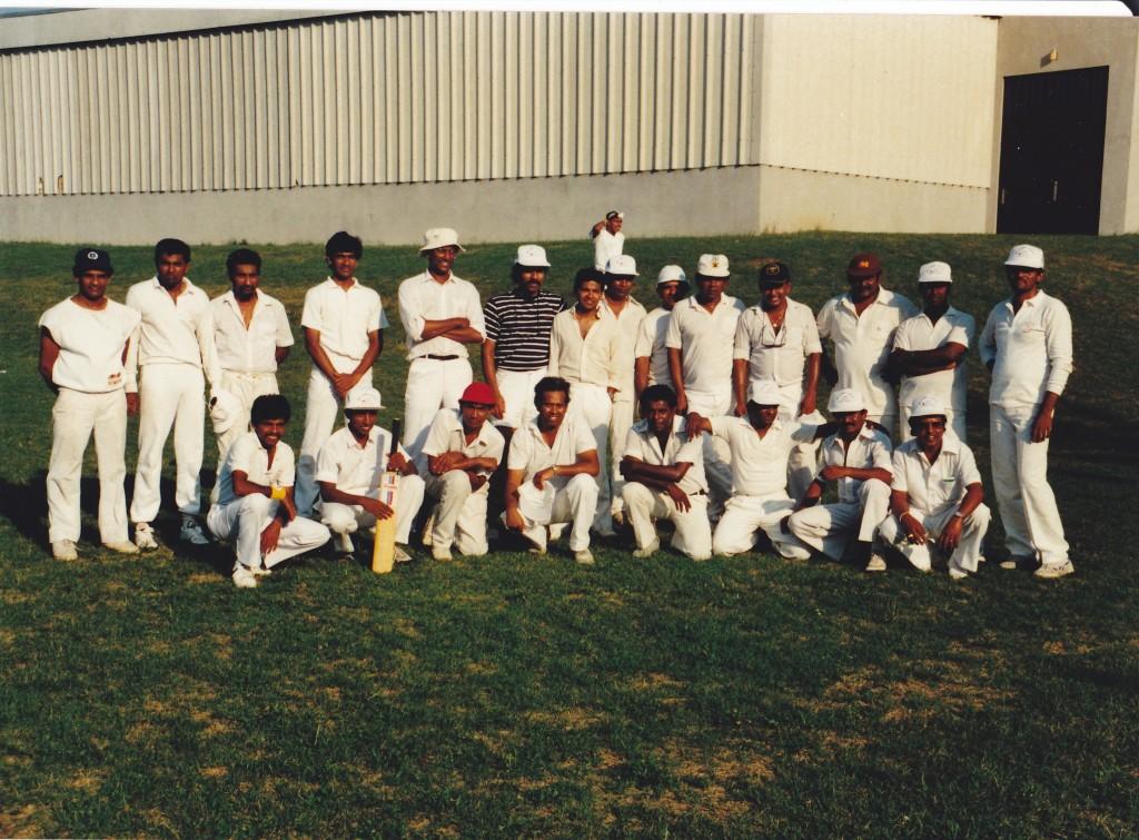 1989, Ottawa and Toronto teams