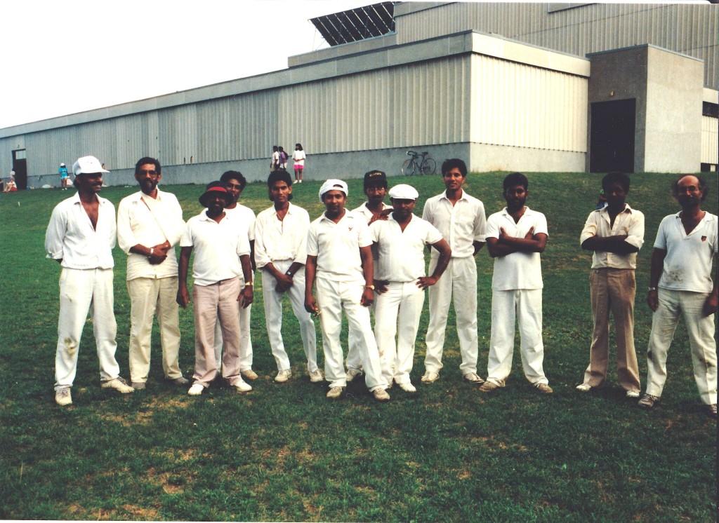 1989, Ottawa team
