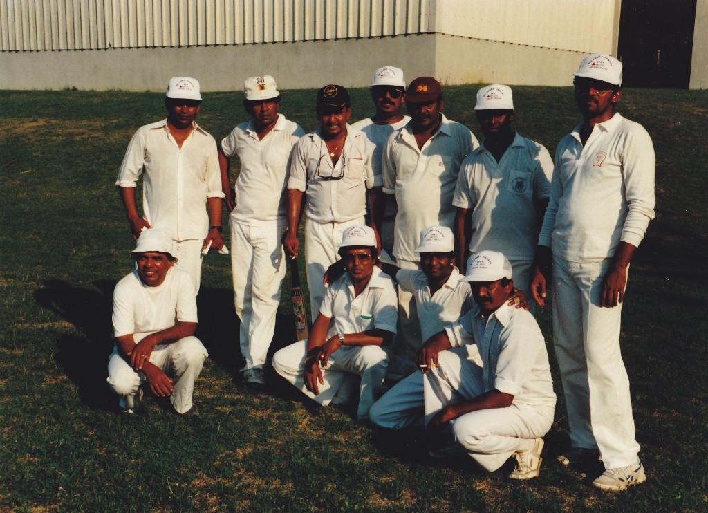 1989, Toronto team