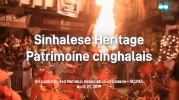 Permalink to: Sinhalese Heritage